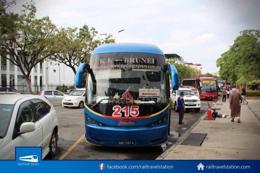 Sipitang Express Kota Kinabalu Bandar Seri Begawan 006