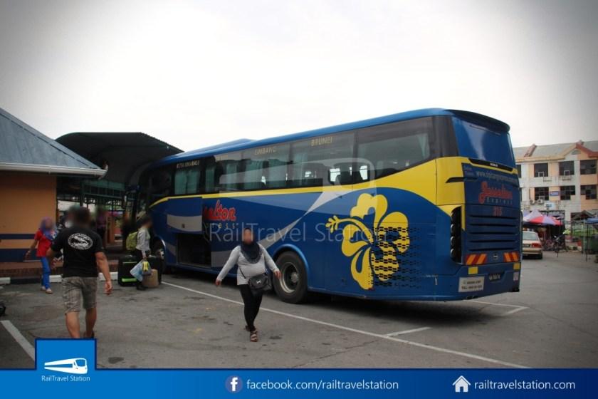 Sipitang Express Kota Kinabalu Bandar Seri Begawan 087