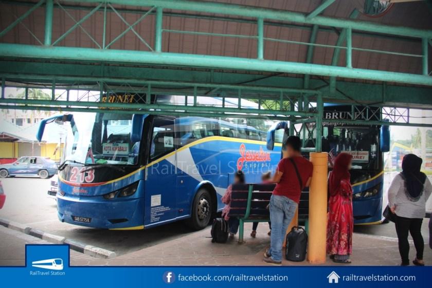 Sipitang Express Kota Kinabalu Bandar Seri Begawan 094