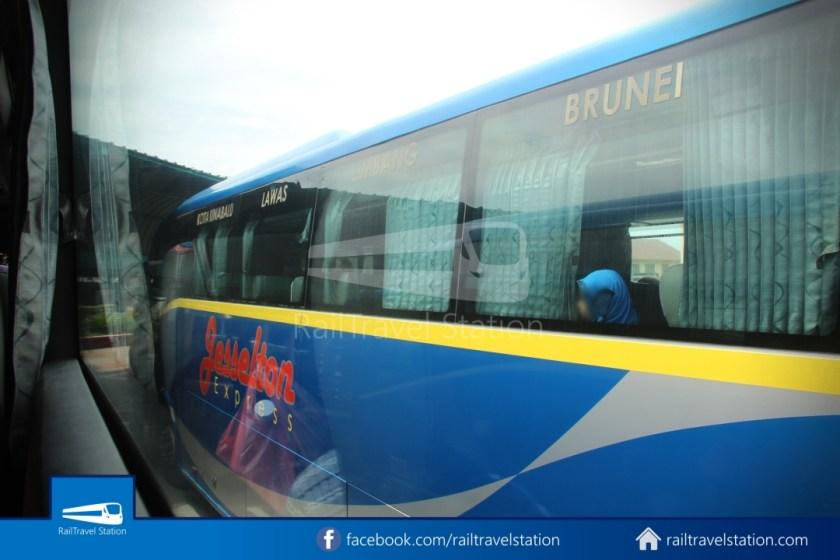 Sipitang Express Kota Kinabalu Bandar Seri Begawan 104