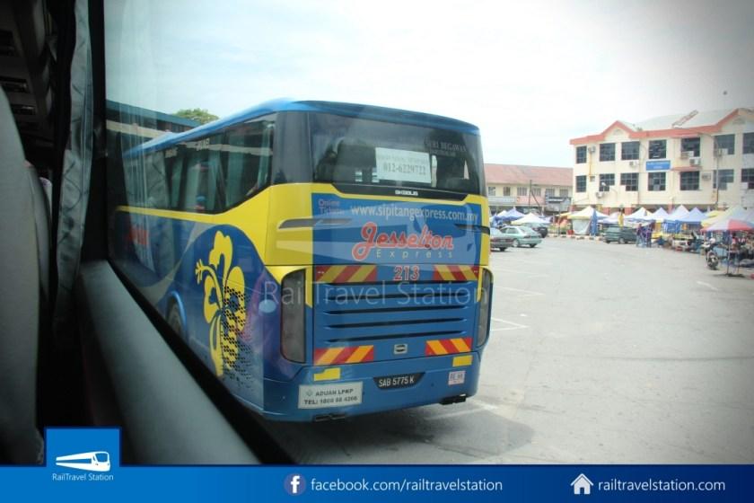 Sipitang Express Kota Kinabalu Bandar Seri Begawan 105