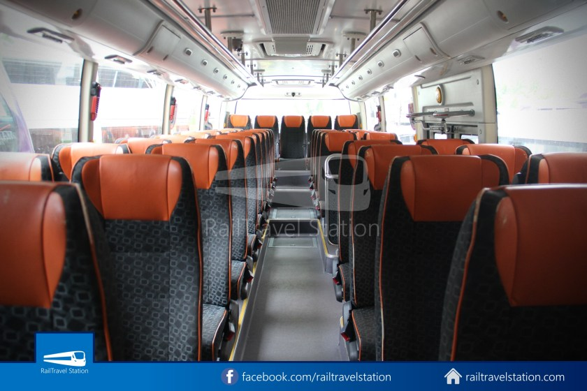 Tanah Merah Ferry Terminal Changi Airport Shuttle Bus 09