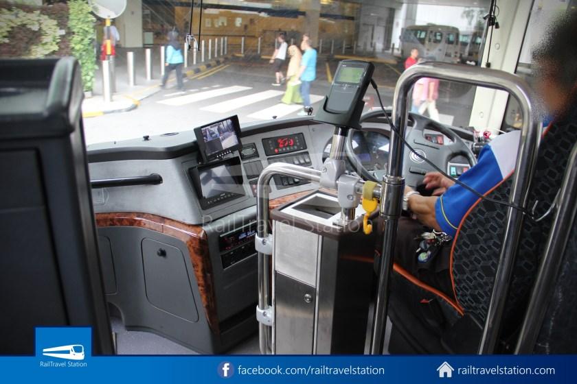 Tanah Merah Ferry Terminal Changi Airport Shuttle Bus 12