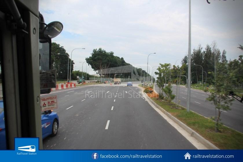 Tanah Merah Ferry Terminal Changi Airport Shuttle Bus 19