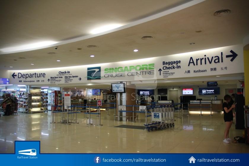 Tanah Merah Ferry Terminal Changi Airport Shuttle Bus 29