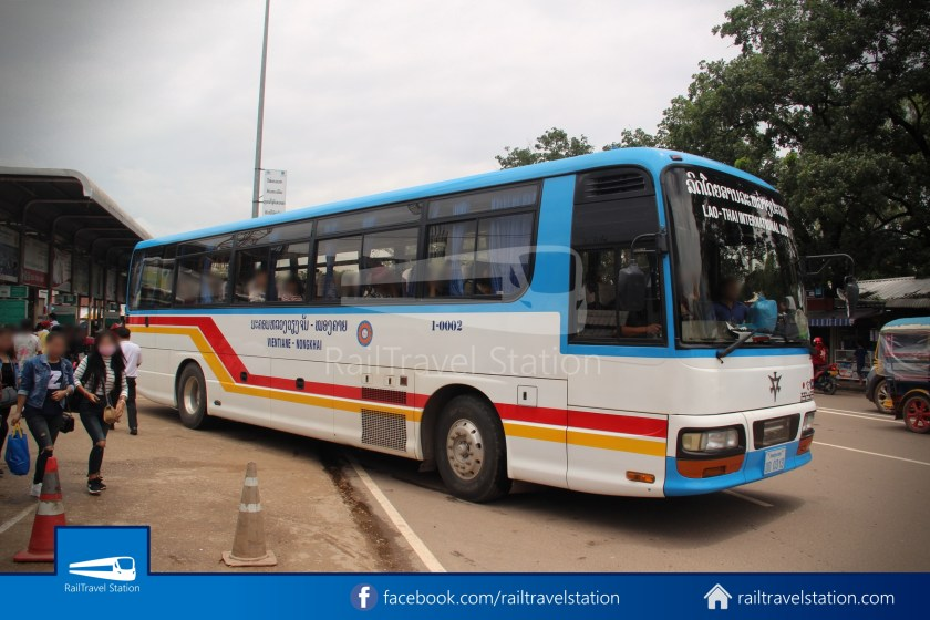 Thai-Lao International Bus Vientiane Nong Khai 04 - CBS-1