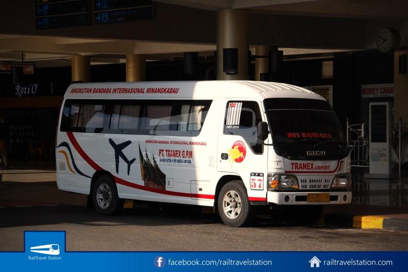 Tranex Mandiri Padang Airport Bus 02