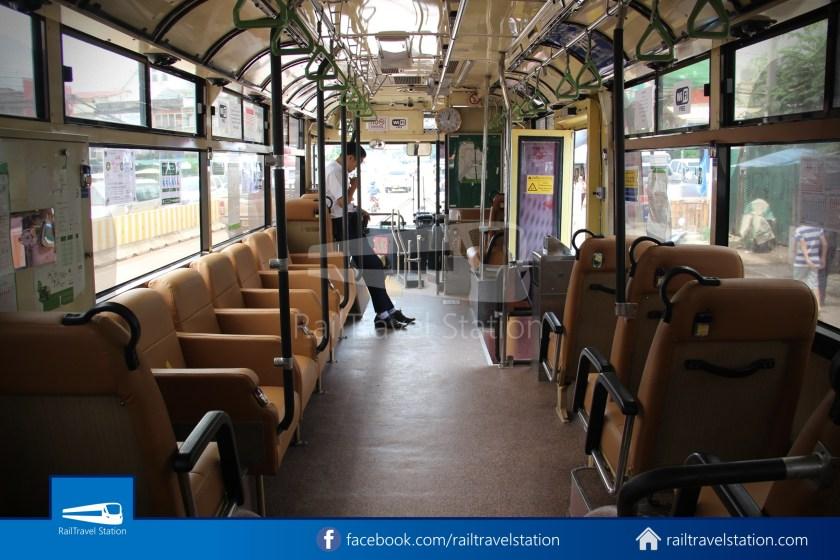 Vientiane City 2 Bus Service Airport Shuttle CBS Airport 007