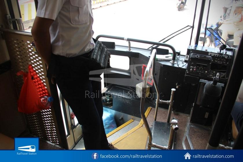 Vientiane City 2 Bus Service Airport Shuttle CBS Airport 011