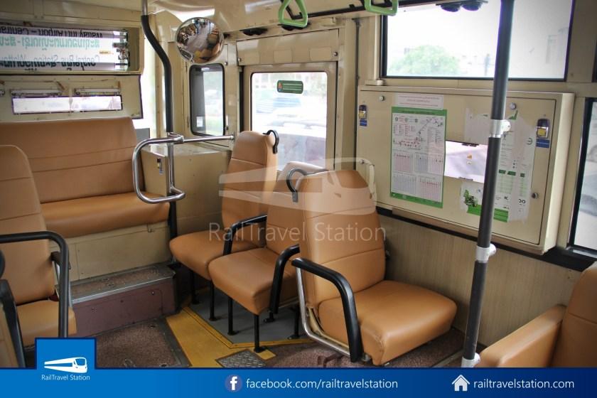 Vientiane City 2 Bus Service Airport Shuttle CBS Airport 020