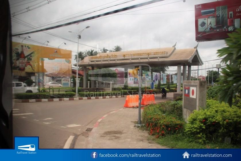 Vientiane City 2 Bus Service Airport Shuttle CBS Airport 026