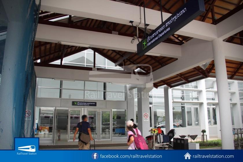 Vientiane City 2 Bus Service Airport Shuttle CBS Airport 029