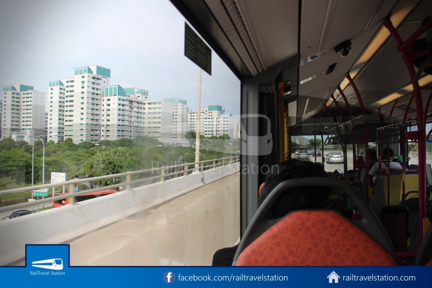 Woodlands Train Checkpoint to Changi Airport T3 08