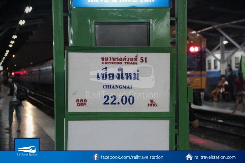 Express 51 Bangkok Hua Lamphong Chiang Mai 2012 004