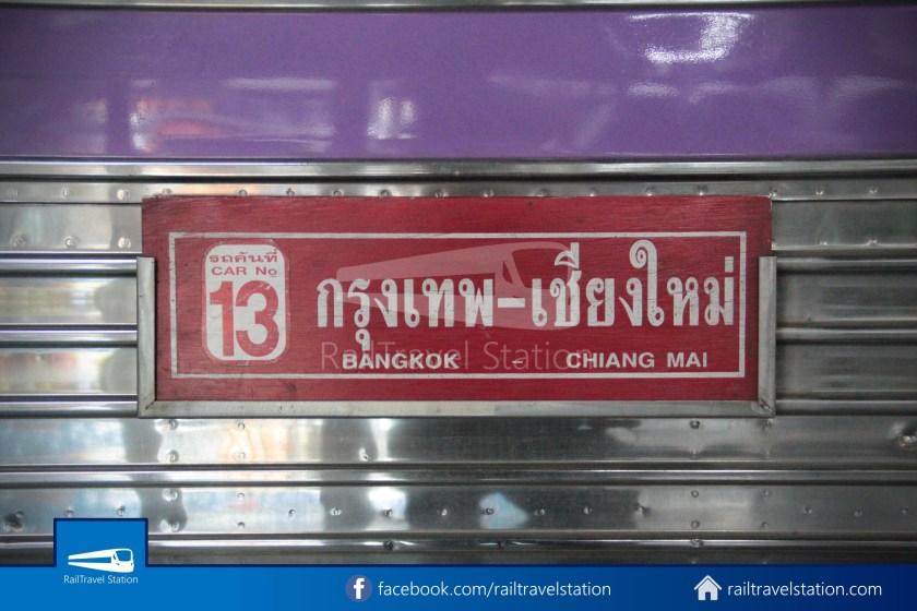 Express 51 Bangkok Hua Lamphong Chiang Mai 2012 007