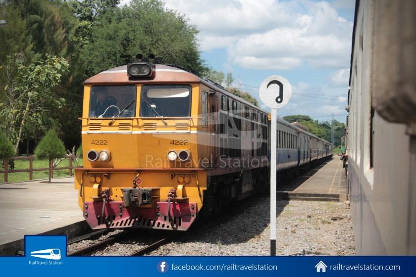 Express 51 Bangkok Hua Lamphong Chiang Mai 2012 044