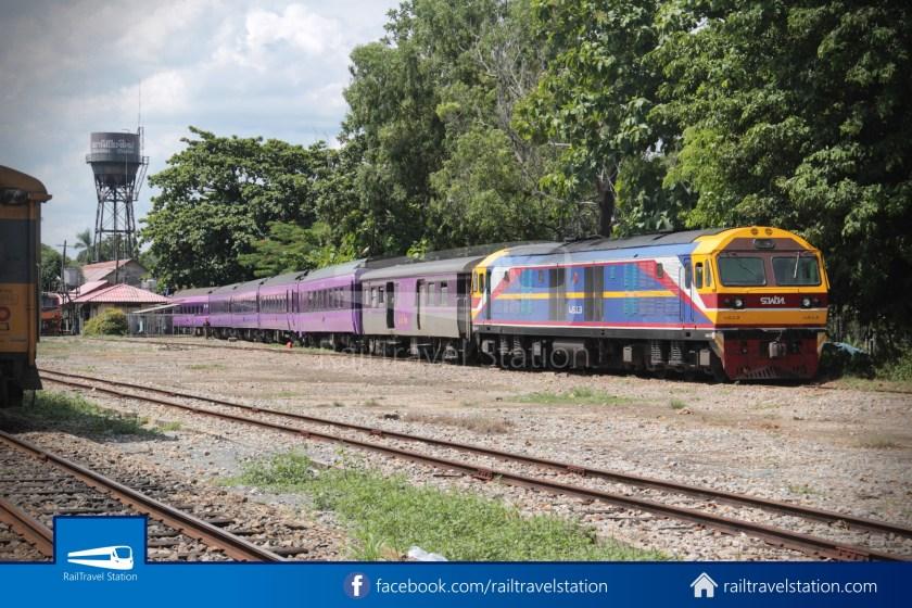 Express 51 Bangkok Hua Lamphong Chiang Mai 2012 066