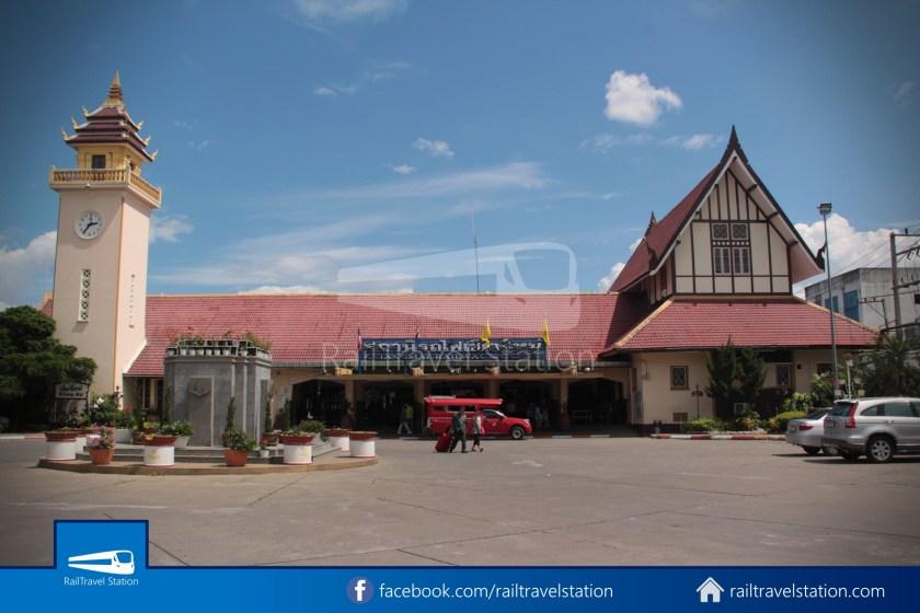 Express 51 Bangkok Hua Lamphong Chiang Mai 2012 070