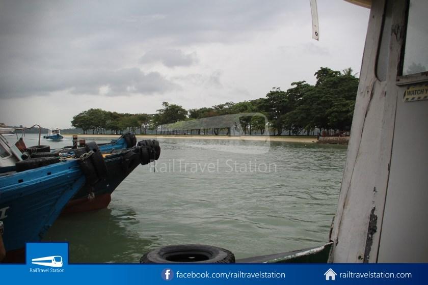 Pulau Ubin Bumboat Changi Point Pulau Ubin 007