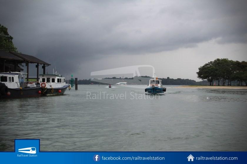 Pulau Ubin Bumboat Changi Point Pulau Ubin 008