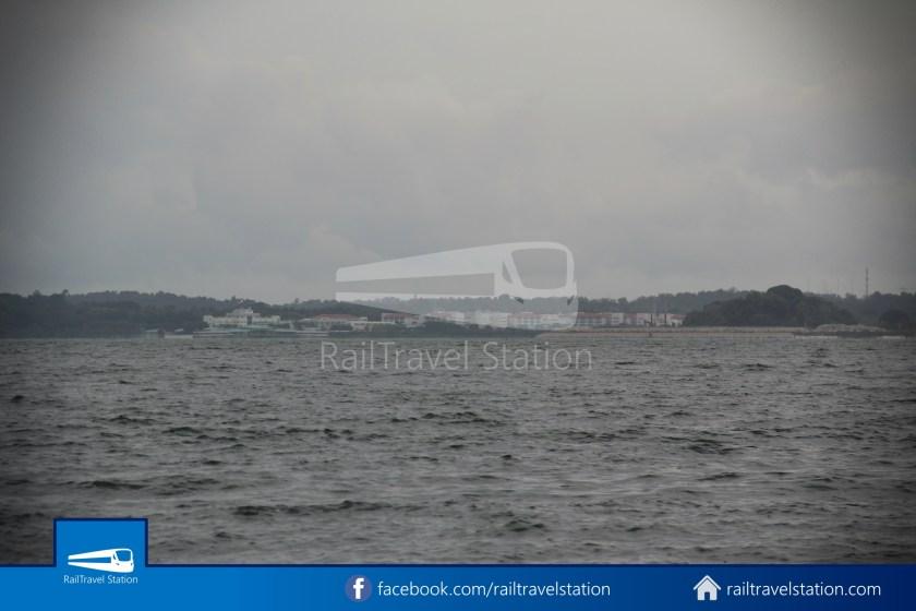 Pulau Ubin Bumboat Changi Point Pulau Ubin 016