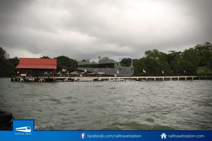 Pulau Ubin Bumboat Changi Point Pulau Ubin 019