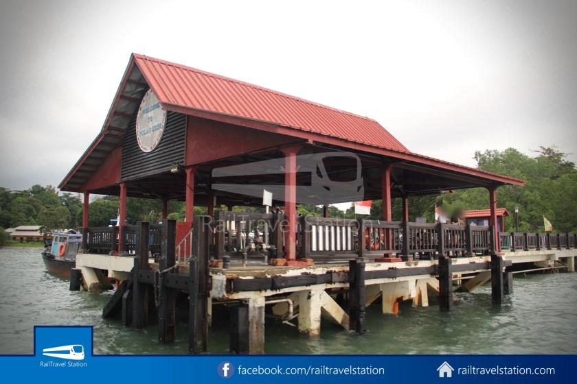 Pulau Ubin Bumboat Changi Point Pulau Ubin 020
