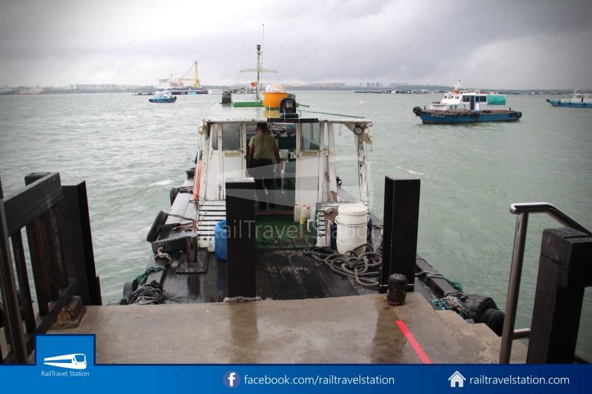 Pulau Ubin Bumboat Changi Point Pulau Ubin 024