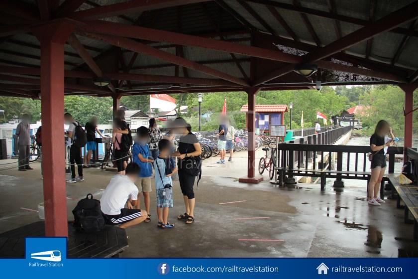Pulau Ubin Bumboat Changi Point Pulau Ubin 025