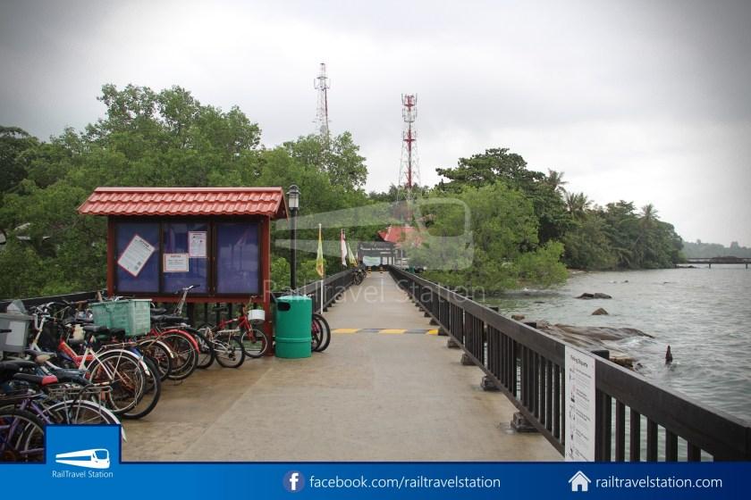 Pulau Ubin Bumboat Changi Point Pulau Ubin 027