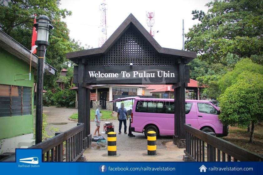 Pulau Ubin Bumboat Changi Point Pulau Ubin 028
