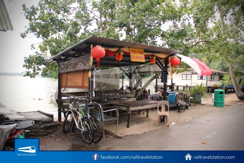 Pulau Ubin Bumboat Changi Point Pulau Ubin 031