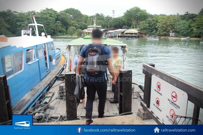 Pulau Ubin Bumboat Pulau Ubin Changi Point 008