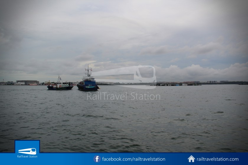 Pulau Ubin Bumboat Pulau Ubin Changi Point 013