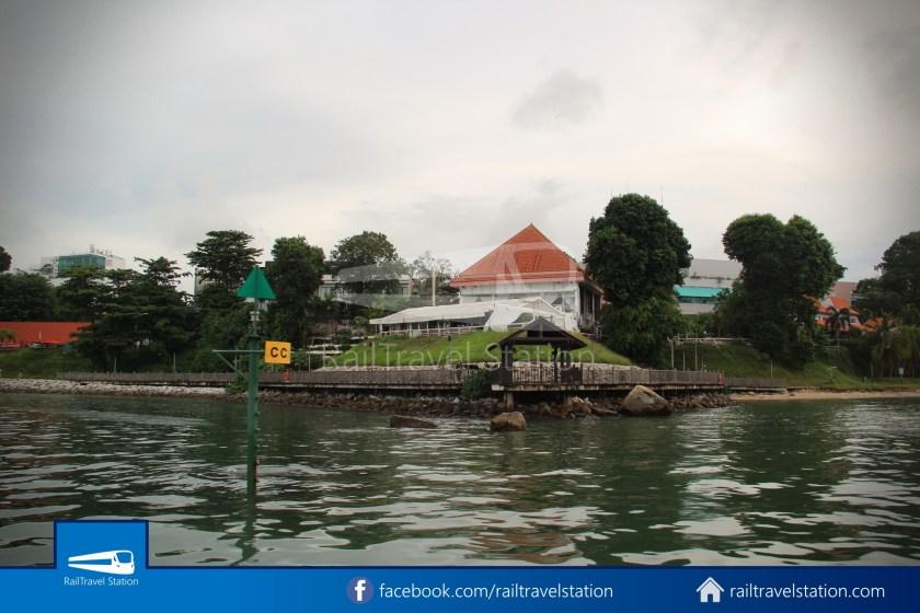 Pulau Ubin Bumboat Pulau Ubin Changi Point 019