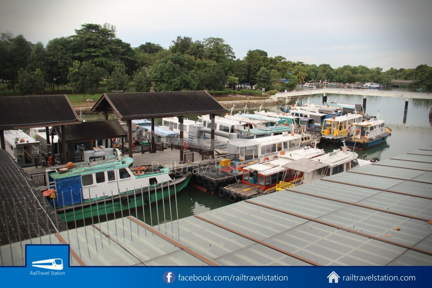 Pulau Ubin Bumboat Pulau Ubin Changi Point 025