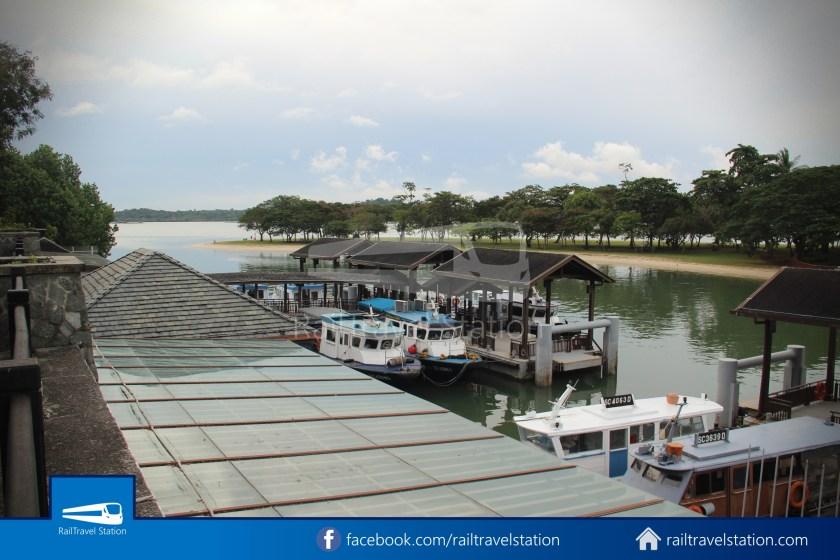 Pulau Ubin Bumboat Pulau Ubin Changi Point 026