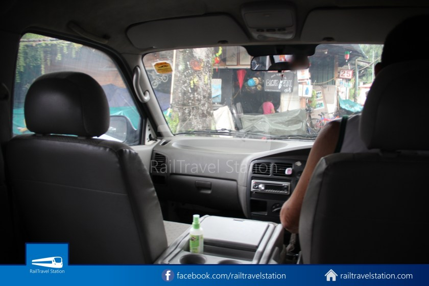 Pulau Ubin Taxi Van Main Jetty Chek Jawa Wetlands 005