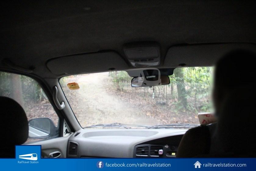 Pulau Ubin Taxi Van Main Jetty Chek Jawa Wetlands 008