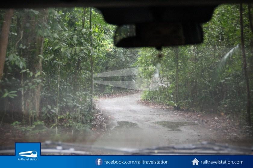 Pulau Ubin Taxi Van Main Jetty Chek Jawa Wetlands 009