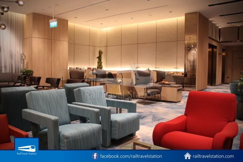 Changi Lounge $12 029