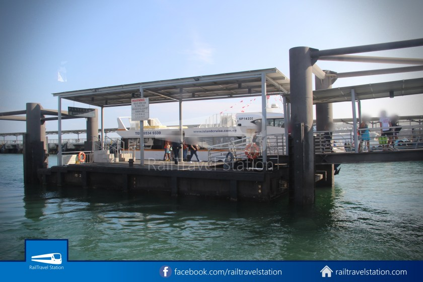 Marina South Ferries Kusu Island St John Island Marina South Pier 027