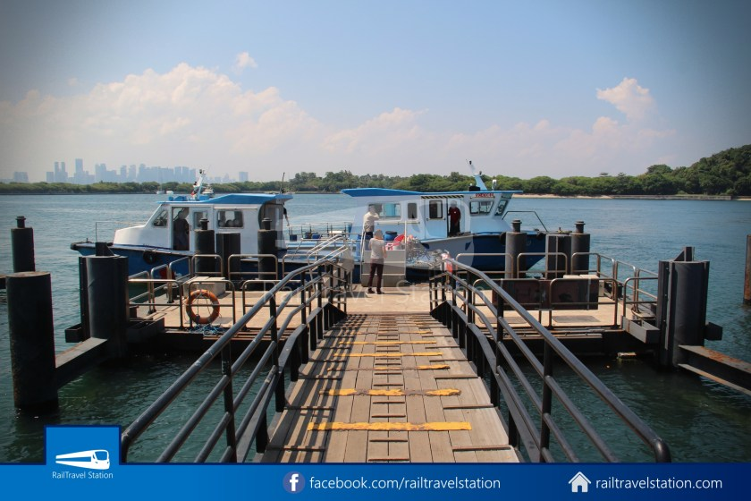 Marina South Ferries St John Island Kusu Island 003