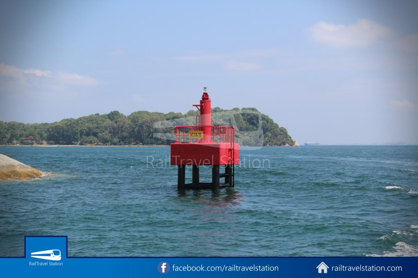 Marina South Ferries St John Island Kusu Island 010