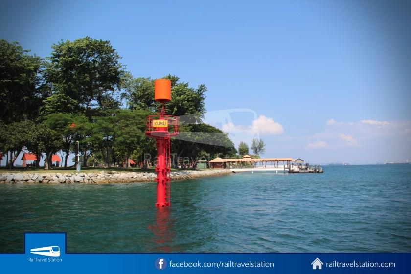 Marina South Ferries St John Island Kusu Island 021