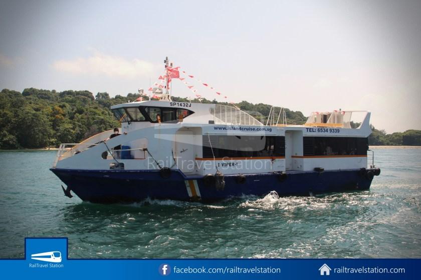Marina South Ferries St John Island Kusu Island 025