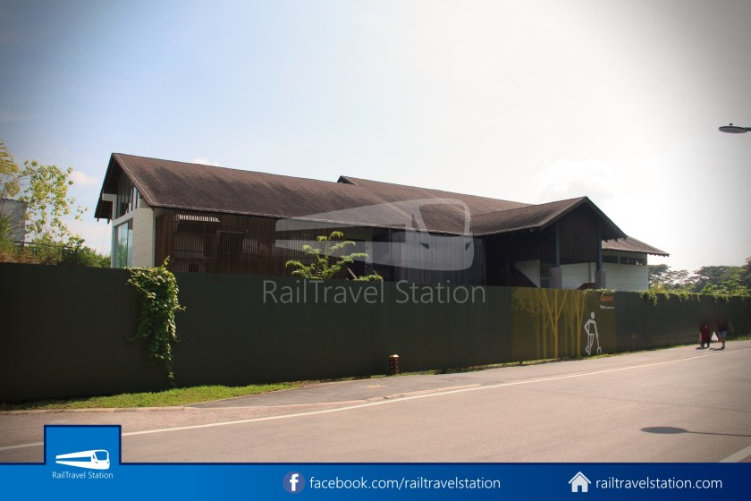 Retracing Old Sentosa Monorail 2020 Station 5 Palawan Beach Station 003