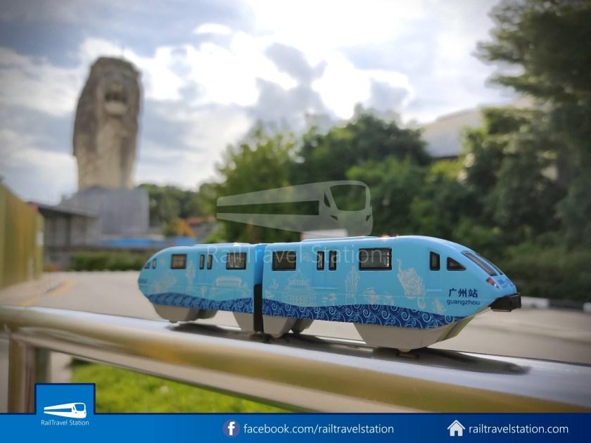Sentosa Monorail Bus Models Taobao Knockoffs 007
