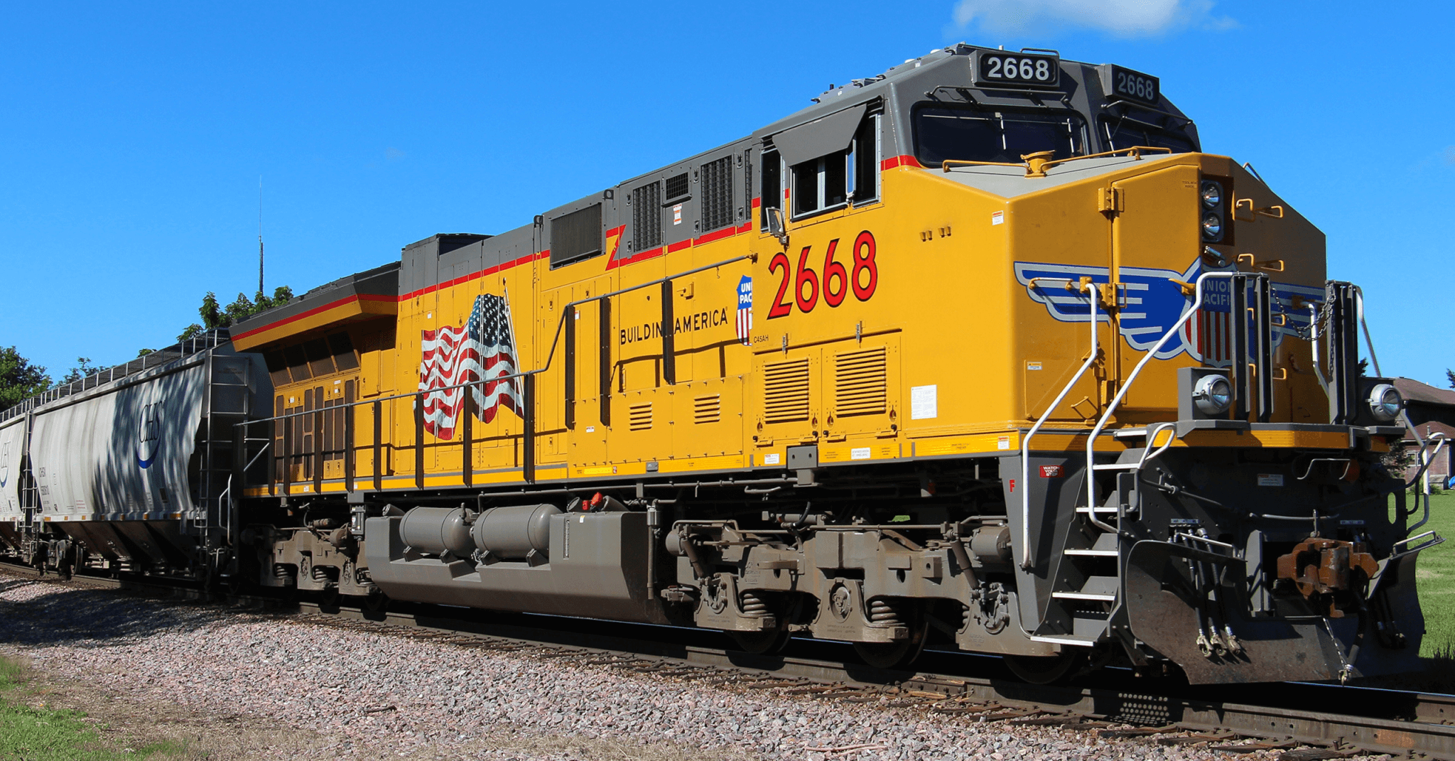 Railway News Union Pacific Is Safest US Railroad For