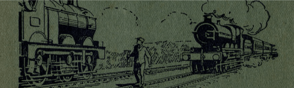 GWR accident prevention image, 1914.